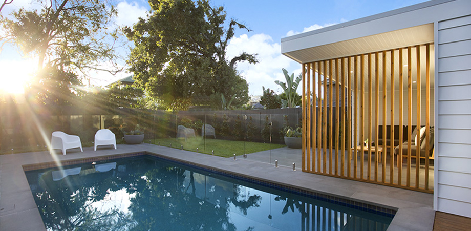 Family Pool Design North Manly Sydney