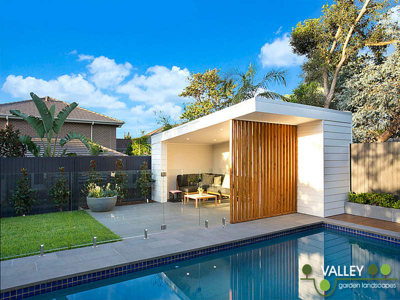 Backyard Landscaping Services Sydney Garden Pool Landscape Design