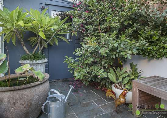 Garden Design Ideas Sydney : Secret sanctuary annandale