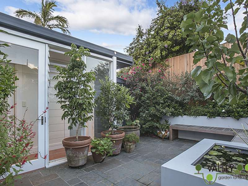 Secret sanctuary annandale for Garden designs sydney