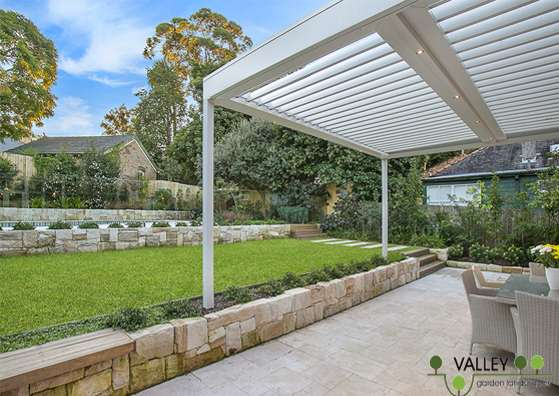 Layered effect drummoyne for Landscape design jobs sydney