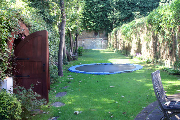 Modern Garden Design Project With Secret Garden Design Style
