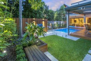 Stylish Pool Makeover in Freshwater