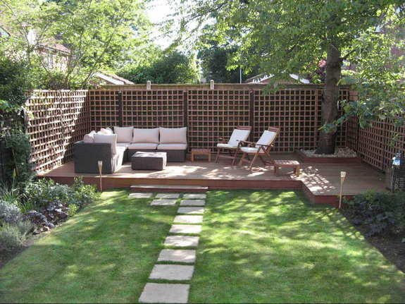 small garden designs - landscaping in Sydney
