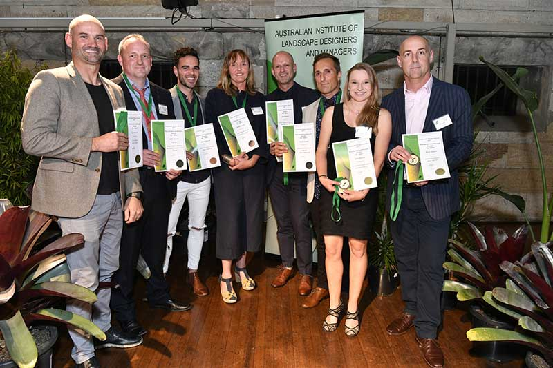 Valley Garden Landscapes Award Winning Landscaper 2018